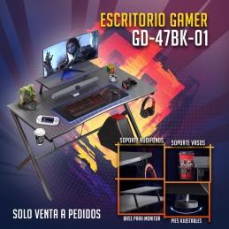 Escritorio gamer gd-47bk-01